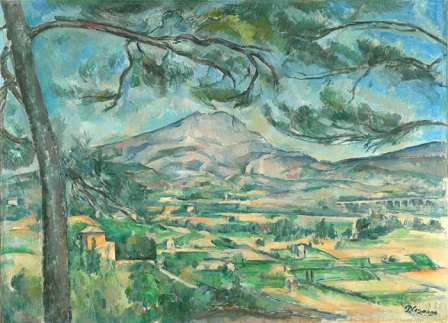 01 Montagne Sainte-Victoire with Large Pine.jpg