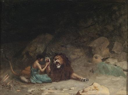 Androcles (Jean-LeonGerome).jpg