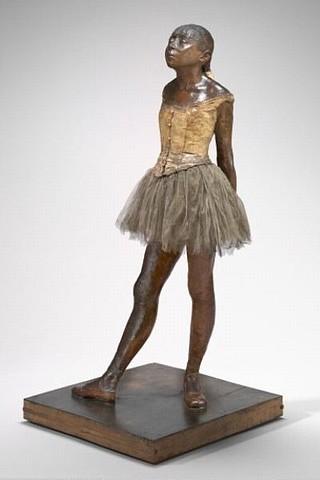 Degas - Little Dancer Aged Fourteen.jpg