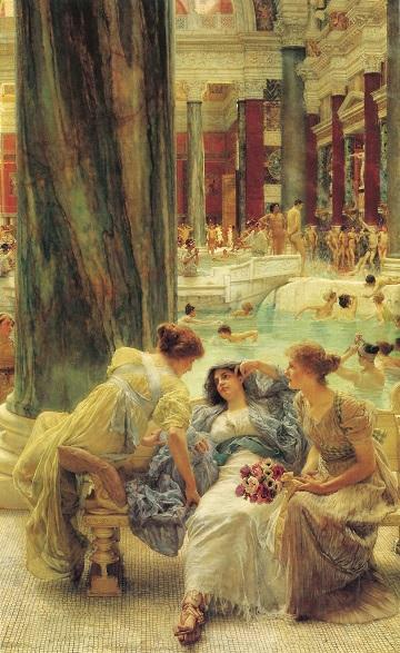 アルマ=タデマ 3:カラカラ帝の浴場(1899).jpg