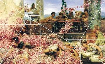 アルマ=タデマ 7:ヘリオガバルスの薔薇・黄金長方形.jpg
