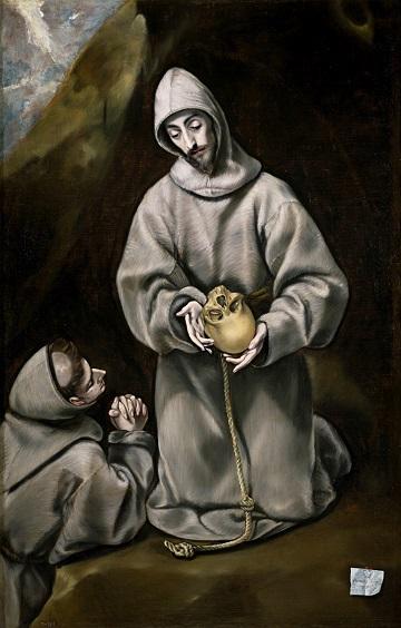 エル・グレッコ「聖フランチェスコ」.jpg