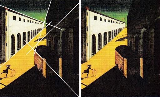 キリコ「街の神秘と憂鬱」.jpg