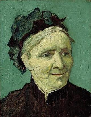 ゴッホ「画家の母の肖像」.jpg