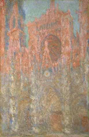 モネ「ルーアン大聖堂」(ポーラ美術館).jpg