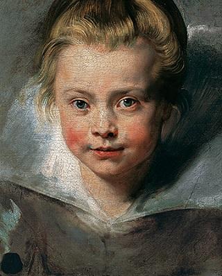 ルーベンス「クララ・セレーナの肖像」.jpg