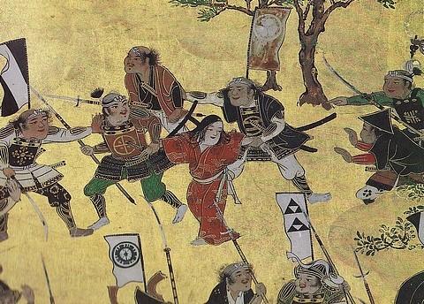 大坂夏の陣図屏風・左隻・部分図5.jpg