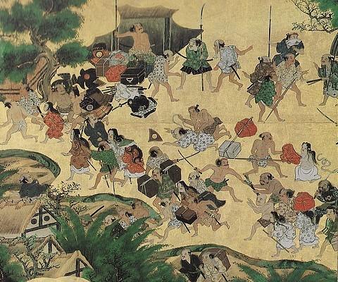 大坂夏の陣図屏風・左隻・部分図6.jpg
