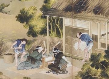 富士田園景図・右隻・部分2.jpg