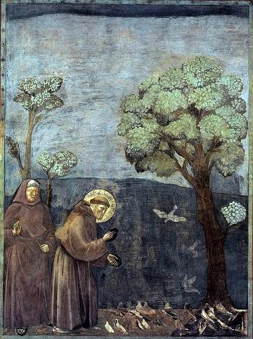 小鳥に説教をする聖フランチェスコ.jpg