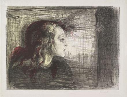 病める子(MoMA).JPG