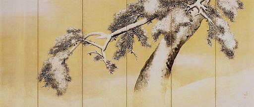 雪松図屏風(右隻).jpg