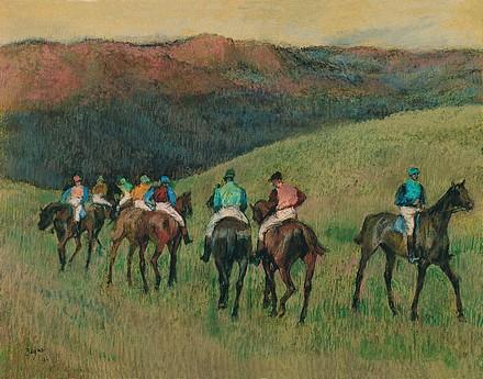 風景の中の競馬.jpg