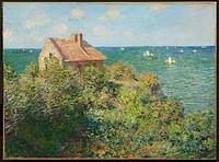 Fisherman's Cottage on the Cliffs at Varengeville.jpg