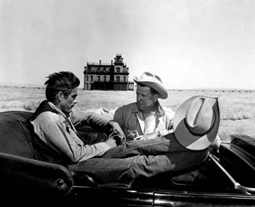 Giant - George Stevens and James Dean.jpg