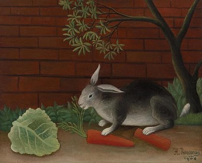 Henri Rousseau - The Rabbit's Meal.jpg