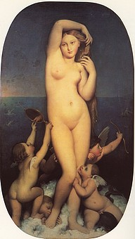 Ingres - ヴィーナスの誕生.jpg