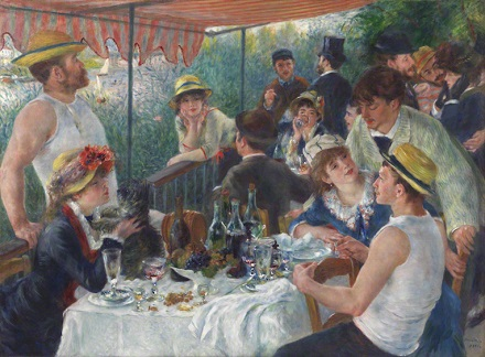 Luncheon of the Boating Party - Renoir.jpg