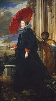 Marchesa Elena Grimaldi Cattaneo 1623 Anthony van Dyck 1599 - 1641.jpg