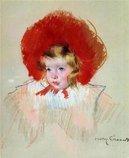 Mary Cassatt - Child With Red Hat.jpg