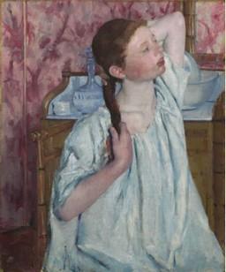 Mary Cassatt - Girl Arraging Her Hair.jpg