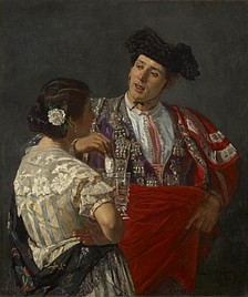 Mary Cassatt - Offering the Panale to the Bullfighter.jpg