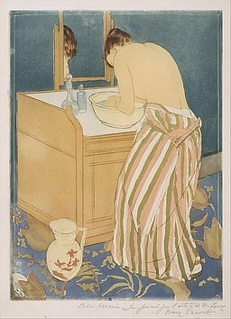 Mary Cassatt - Woman Bathing.jpg