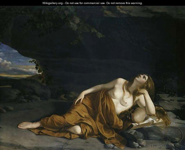 Orazio Gentileschi - Penitent Mary Magdalene.jpg