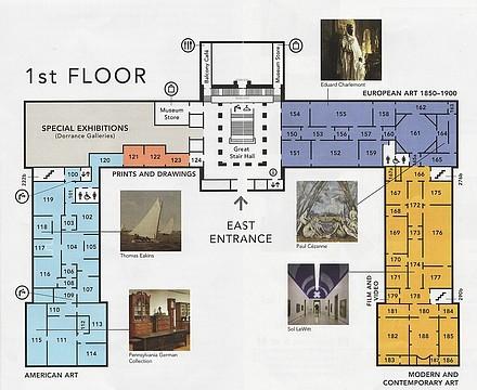 PMA - Map of 1st floor.jpg