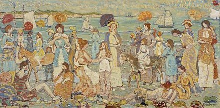 Prendergast - Beach No3.jpg