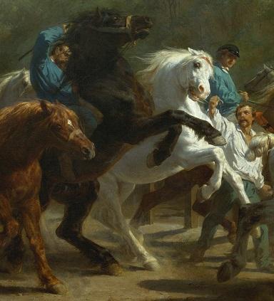 Rosa Bonheur - Horse Fair - Part2.jpg