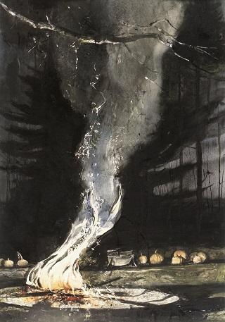 Wyeth 13 たき火.jpg