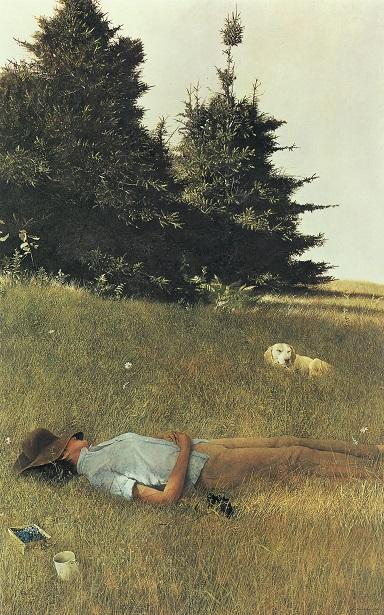 Wyeth 15 遠雷.jpg